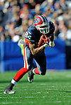 19 October 2008:  Buffalo Bills' tight end Robert Royal in action against the San Diego Chargers at Ralph Wilson Stadium in Orchard Park, NY. The Bills defeated the Chargers 23-14 and maintain their first place position in the AFC East with a 5 and 1 record...Mandatory Photo Credit: Ed Wolfstein Photo