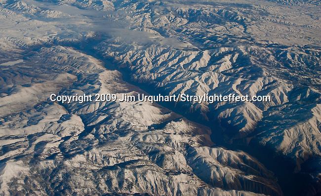 Jim Urquhart/Straylighteffect.com Aerial of the Snake River from the air. Jim Urquhart/straylighteffect.com