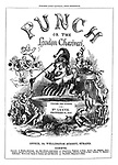 Punch or the London Charivari (front cover, 31 December 1842)