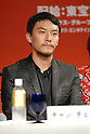 "Chang Chen attends a press conference Wednesday during a promotion for their new film ""Red Cliff."" It opens Nov 1 after its debut at the Tokyo International Film Festival in October.  6 August, 2008. (Taro Fujimoto/JapanToday/Nippon News)"