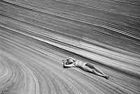Nude Lying down, The Wave ArizonaNude Lying down, The Wave, Arizona