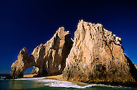 El Arco (The Arch), Land's End, between the Sea of Cortes and Pacific Ocean, Los Cabos, Baja, Mexico