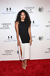 Pianist and A Ballerina's Tale's Composer Chloe Flower Attends the 2015 Tribeca Film Festival Presented by AT&T World Premiere of a Ballerina's Tale Sponsored by UNDER ARMOUR, Inc.