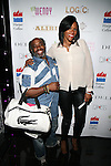"""Christian Ruart and Tashera Simmons Attends Wendy Williams celebrates the launch of her new book """"Ask Wendy"""" by HarperCollins and her new Broadway role as Matron """"Mama"""" Morton in Chicago - Held at Pink Elephant, NY"""