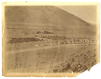 BNPS.co.uk (01202 558833)<br /> Pic: HAldridge/BNPS<br /> <br /> ***Please Use Full Byline***<br /> <br /> British camp enroute to Lhasa.<br /> <br /> The vendor also had a series of old pictures from the controversial Younghusband expedition.<br /> <br /> A man who took an old silver teapot along to TV's Flog It is celebrating today after it led to a record 140,000 pounds sale.<br /> <br /> Experts on the BBC show valued the item, that originated from the Far East, at 120 pounds, prompting the owner to reveal he had five other heirlooms at home.<br /> <br /> After digging the relics out he sold them at auction for the six figure sum, setting a record for the highest amount ever achieved on the popular programme.<br /> <br /> The show is very much like the Antiques Roadshow except that people go on to sell their treasures at auction which is also filmed by the Beeb.<br /> <br /> The unnamed owner took the 12ins tall teapot along to a valuation day held last month at Longleat House, Wilts.