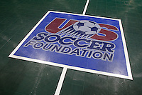 Sport  Court provided the pitch for a US Soccer Foundation clinic held at City Center in Washington, DC.