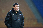 St Johnstone v Hamilton Accies&hellip;28.01.17     SPFL    McDiarmid Park<br />Tommy Wright<br />Picture by Graeme Hart.<br />Copyright Perthshire Picture Agency<br />Tel: 01738 623350  Mobile: 07990 594431