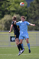 20161105 National Youth League - Team Wellington v Hawkes Bay United
