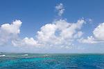 Great Barrier Reef, Cairns, Queensland, Australia; clouds over the Great Barrier Reef © Matthew Meier, matthewmeierphoto.com All Rights Reserved