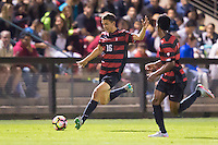 Stanford Soccer M vs Harvard, September 16, 2016