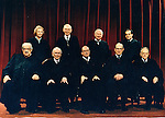Supreme Court of the United States nominated by the President and confirmed with the advice and consent of the Senate, Supreme Court of United States of America federal judiciary with Chief Justice and Associate Justices nominated by the President and confirmed by Senate,  Justices have life tenure, The Supreme Court is the high court or by the acronym SCOTUS,