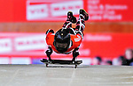 17 December 2010: Nozomi Komuro sliding for Japan, finishes in 4th place at the Viessmann FIBT Skeleton World Cup Championships in Lake Placid, New York, USA. Mandatory Credit: Ed Wolfstein Photo