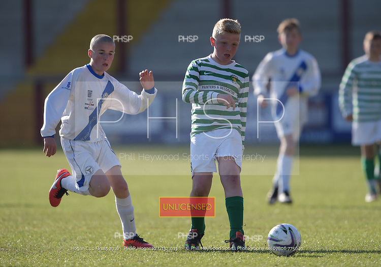 15/05/2016 Hogan Cup Final 2016 U-12's  BJFF v Foxhall<br />