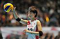 Saori Kimura (JPN), .NOVEMBER 17,2011 - Volleyball : FIVB Women's Volleyball World Cup 2011,4th Round Tokyo(A) during match between Japan 3-2 Germany at 1st Yoyogi Gymnasium, Tokyo, Japan. (Photo by Jun Tsukida/AFLO SPORT) [0003].