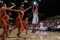 Stanford, CA, November 20, 2014<br /> Stanford Women's Basketball vs Texas at Maples Pavilion.