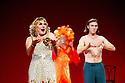 "London, UK. 29/06/2011.  les ballets C de la B Alain Platel and Frank Van Laecke present ""Gardenia"" at Sadler's Wells. L to R: Griet Debacker and Hendrick Lebon. Photo credit should read Jane Hobson/London News Pictures"