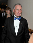 Washington, D.C. - May 9, 2009 -- Mayor Michael Bloomberg of New York attends one of the parties prior to the White House Correspondents Dinner in Washington, D.C. on Saturday, May 9, 2009..Credit: Ron Sachs / CNP.(RESTRICTION: NO New York or New Jersey Newspapers or newspapers within a 75 mile radius of New York City)