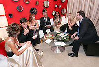28 April 2006: Atmosphere in the exclusive behind the scenes photos of celebrity television stars in the STAR greenroom at the 33rd Annual Daytime Emmy Awards at the Kodak Theatre at Hollywood and Highland, CA. Contact photographer for usage availability.