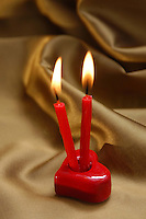 Candela, simbolo della passione e dell' amore. .Candle, symbol of passion and love ...