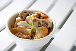chicken moo goo gai pan in a bowl