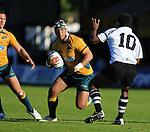 Swilala Lam on the attack. Australia U20 V Fiji U20. IRB Junior Rugby World Cup 2008© Ian Cook IJC Photography iancook@ijcphotography.co.uk www.ijcphotography.co.uk.