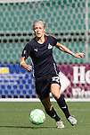 18 July 2009: Washington's Becky Sauerbrunn. The Washington Freedom defeated Saint Louis Athletica 1-0 at the RFK Stadium in Washington, DC in a regular season Women's Professional Soccer game.