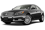 Buick Regal CXL Sedan 2011 Stock Photo