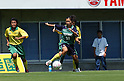 Aya Sameshima (Tokiwagi Gakuen),.AUGUST 10, 2004 - Football / Soccer :.13th All Japan High School Women's Soccer Tournament final match between Tokiwagi Gakuen 1-2 Kamimura Gakuen at Yamaha Stadium in Iwata, Shizuoka, Japan. (Photo by AFLO)
