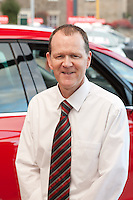 Neil Atkinson, Parts Manager at Bristol Street Motors Vauxhall Dealership at Chesterfield