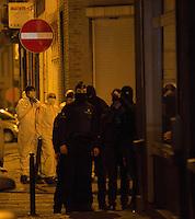 Salah Abdeslam, the Paris-attacks suspect arrested in Molenbeek-Saint-Jean - Belgium