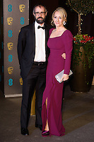 JK Rowling at the 2017 EE British Academy Film Awards (BAFTA) After-Party held at the Grosvenor House Hotel, London, UK. <br /> 12 February  2017<br /> Picture: Steve Vas/Featureflash/SilverHub 0208 004 5359 sales@silverhubmedia.com
