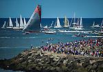 Volvo Ocean Race 2014-2015 | Leg 9 Lorient-Gothenburg | The Hague | The Netherlands