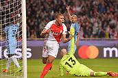 2017 UEFA Champions League Monaco v Manchester City Mar 15th