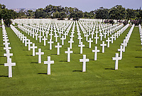 Carthage, Tunisia. American World War II Cemetery.