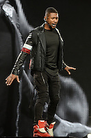 DEC 13 Usher performs at the AmericanAirlines Arena