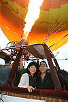 20111223 Hot Air Balloon Gold Coast 23 December