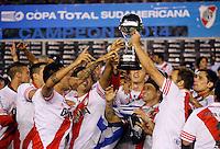 River Plate (Arg) V.S. Atletico Nacional (Col) 10-12-2014