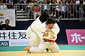 (L to R) Kanae Yamabe (JPN), Mika Sugimoto (JPN),.MAY 12, 2012 - Judo : All Japan Selected Judo Championships Women's 78kg at Fukuoka Convention Center, Fukuoka, Japan. (Photo by Jun Tsukida/AFLO SPORT) [0003] .