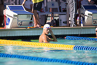 Santa Clara, California - Friday June 3, 2016: Yang Sun competes in the Men's 200 Long Course Meter Freestyle event at the Arena Pro Swim Series.