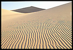 Sand dunes, Death Valley National Park, California