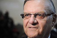 Phoenix, Arizona - Maricopa County Sheriff Joe Arpaio. Photo by Eduardo Barraza