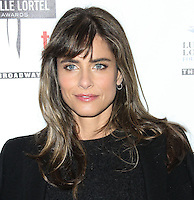 NEW YORK CITY, NY, USA - MAY 04: Amanda Peet at the 29th Annual Lucille Lortel Awards held at the NYU Skirball Center on May 4, 2014 in New York City, New York, United States. (Photo by Jeffery Duran/Celebrity Monitor)