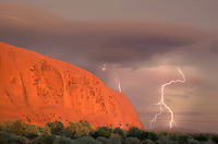 Ayers Rock, Uluru National Park,Northern Territory,Australia.