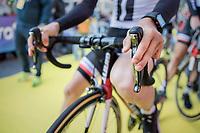Team Sunweb at the (new) race start in Antwerpen<br /> <br /> 101th Ronde Van Vlaanderen 2017 (1.UWT)<br /> 1day race: Antwerp &rsaquo; Oudenaarde - BEL (260km)