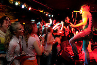 Red Jumpsuit Apparatus plays Club Metronome in Burlington, Vermont.