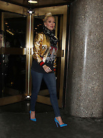 NEW YORK, NY February  15, 2017:Erika Girardi at New York Live to talk about the 2nd season of Real Housewives of Beverly Hills in New York . February 15, 2017. Credit:RW/MediaPunch