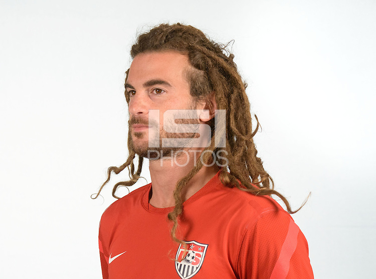 USMNT National Team Portraits 2012