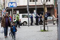 Arrestation & perquisitions à Molenbeek, en lien avec les attentats de Paris du 13/11 - Bruxelles
