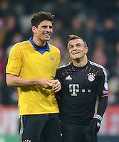 Fussball Champions League 2012/13: FC Bayern Muenchen - Bate Borisov