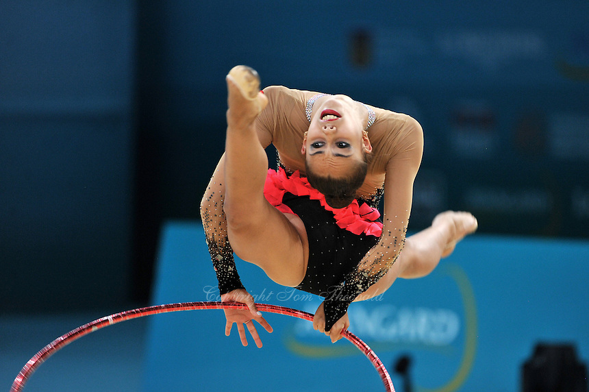 August 28, 2013 - Kiev, Ukraine - RITA MAMUN of Russia performs at 2013 World Championships.